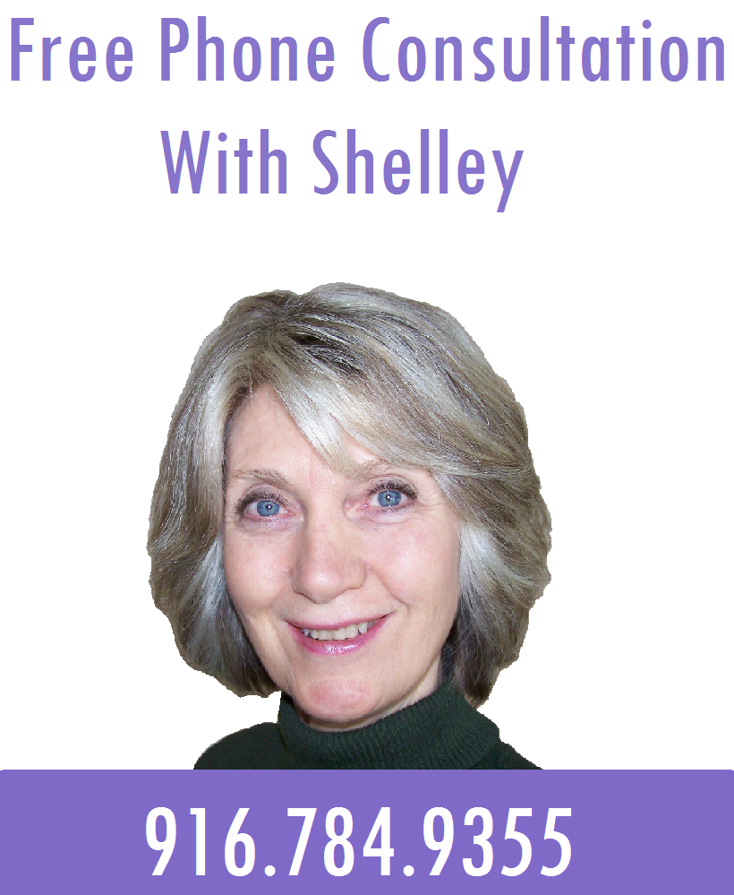 Free phone consultation with Shelley
